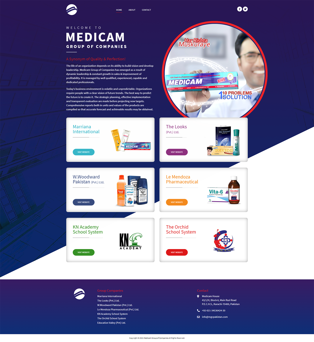 Medicam Group of Companies